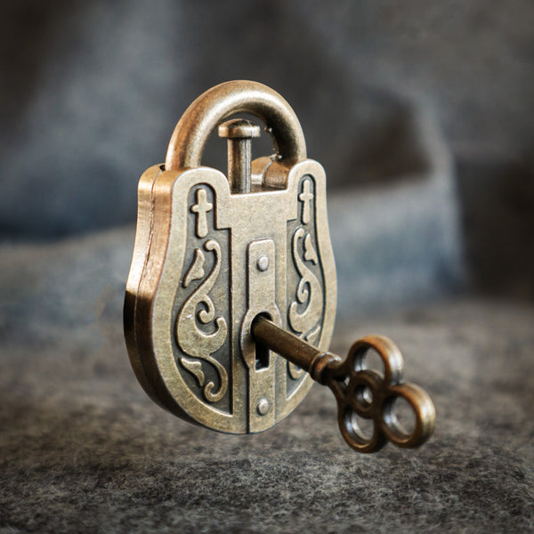 The Lock & Key Puzzle