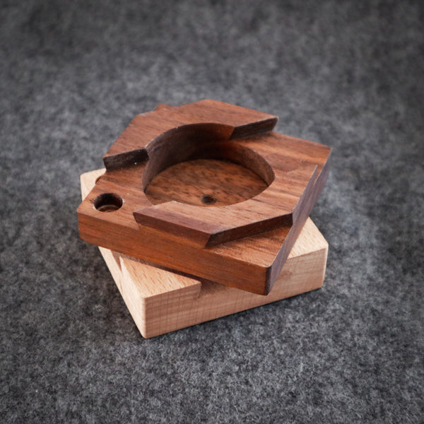 The Impossible Dovetail Puzzle Box