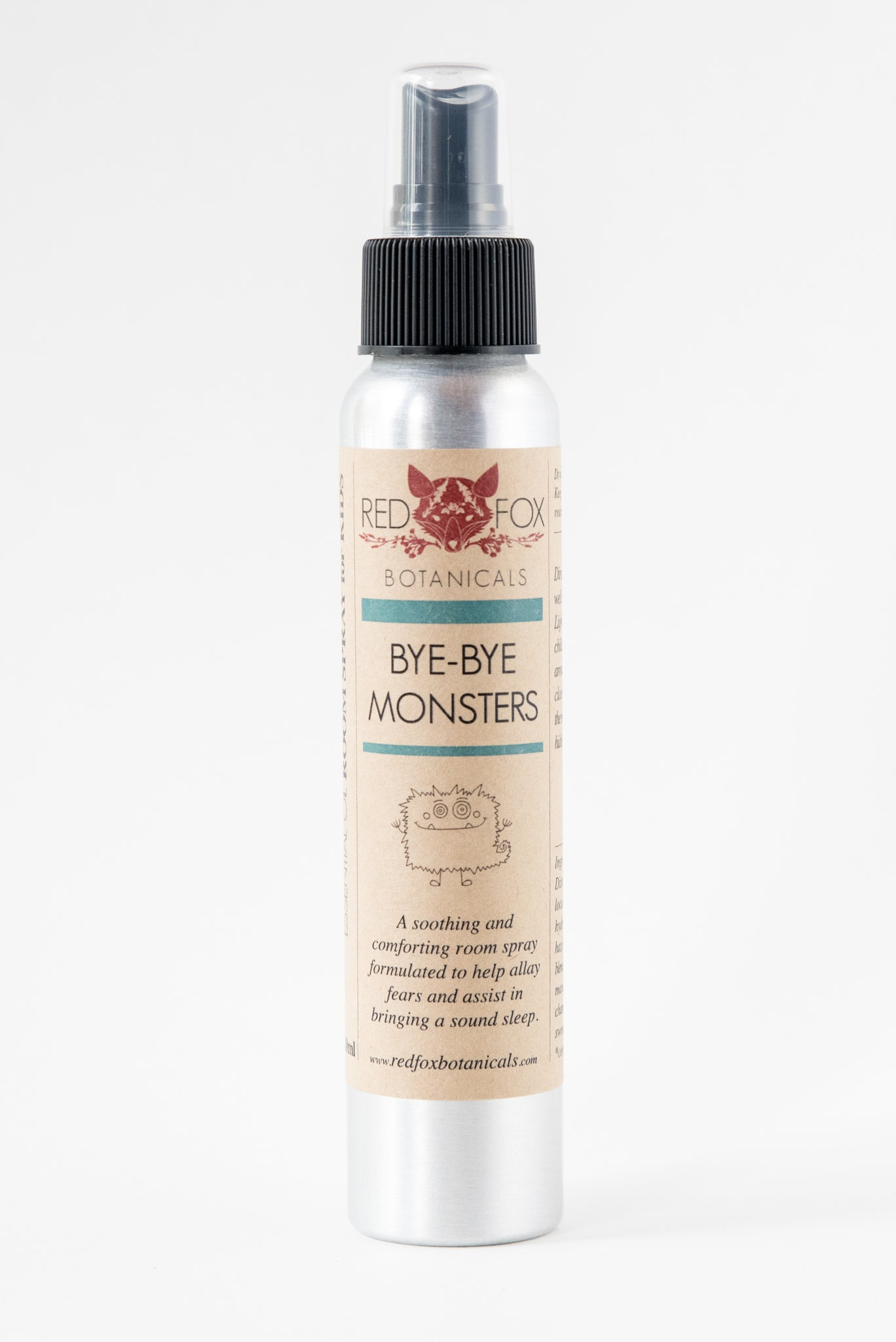 BYE BYE MONSTERS - Body and Room Spray