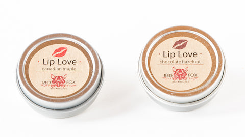 LIP LOVE - Chocolate Hazelnut