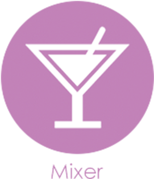 Mixer for Alcohols,<br>Cocktails and Mocktails