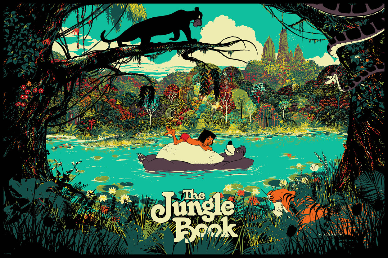 "Raid71 ""The Jungle Book"""