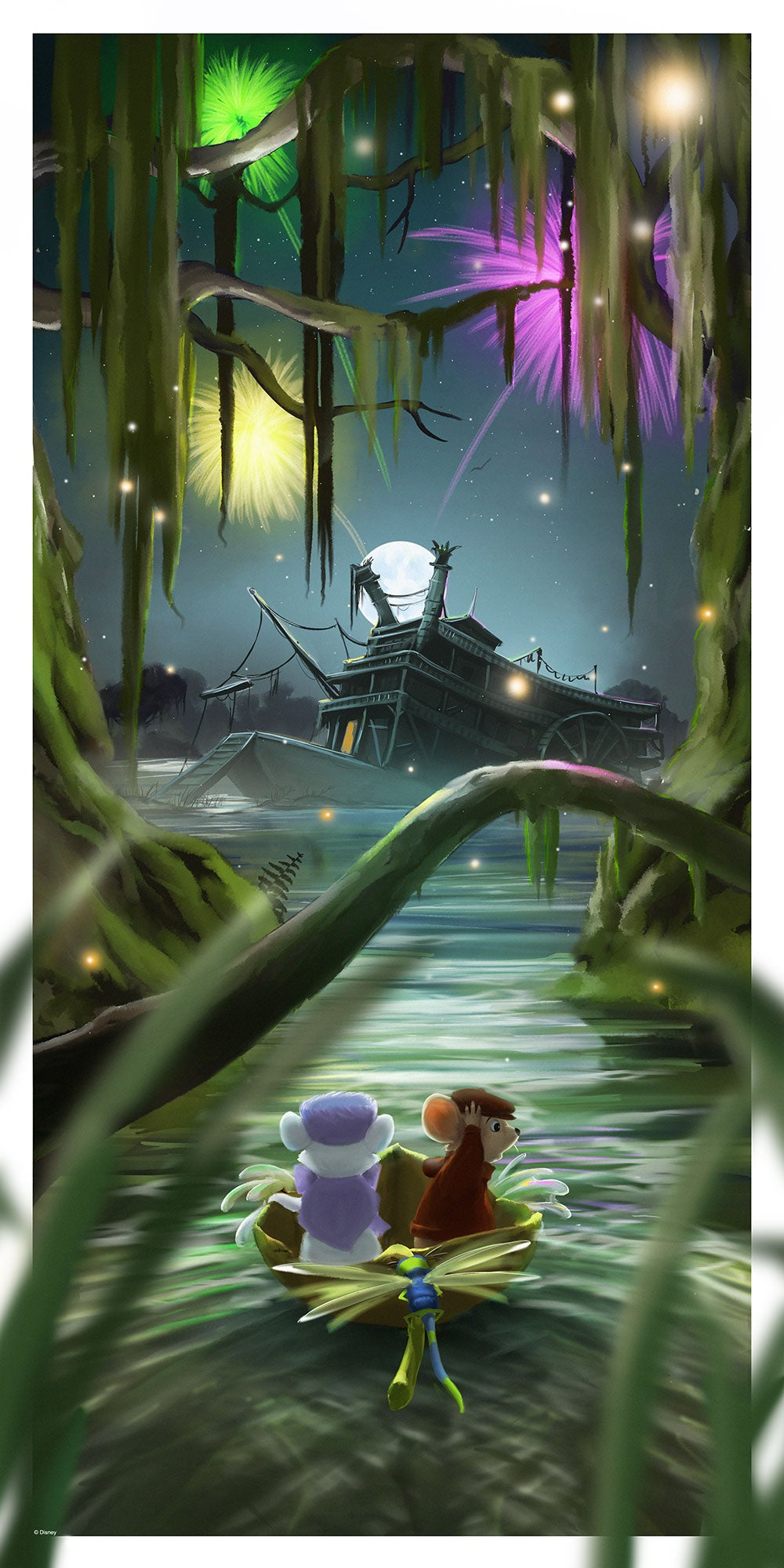 "Andy Fairhurst ""The Rescuers"""