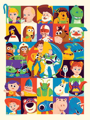 "Dave Perillo ""Toy Story"""