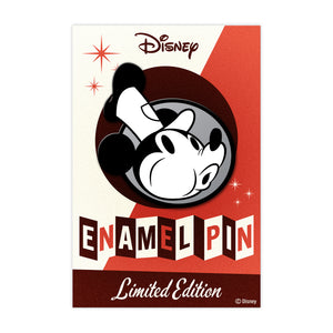 "Ian Glaubinger ""Steamboat Willie"" Enamel Pin"