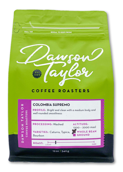 12 oz. Colombia Supremo