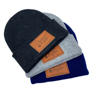 DT Patch Beanie