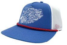 Load image into Gallery viewer, DT Trucker Rope Hat