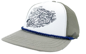 DT Trucker Rope Hat