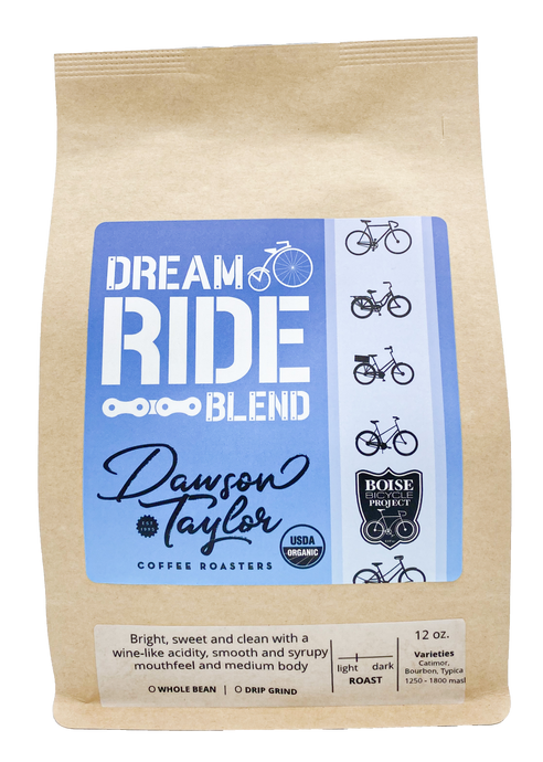 12 oz. Organic Dream Ride Blend