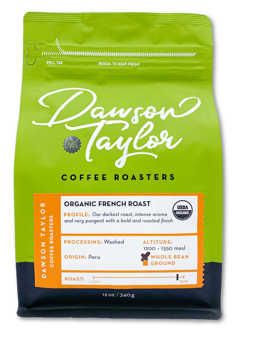 12 oz. Organic French Roast