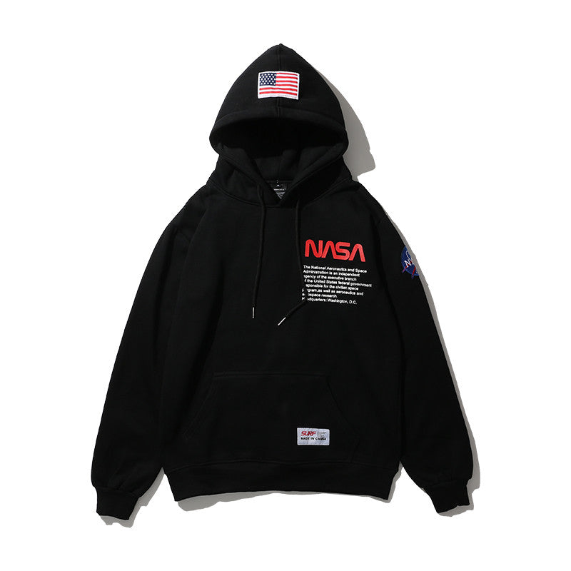 3D Print NASA Hoodie Men/Women Sweatshirt
