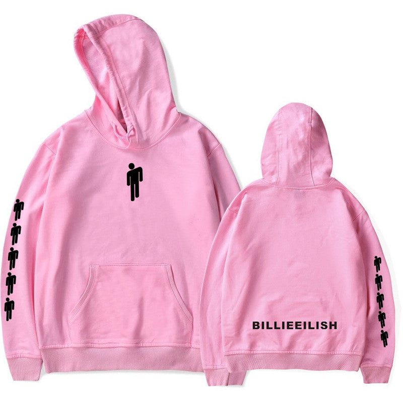 Billie Eilish Hoodie Unisex Pullover Sweatershirt