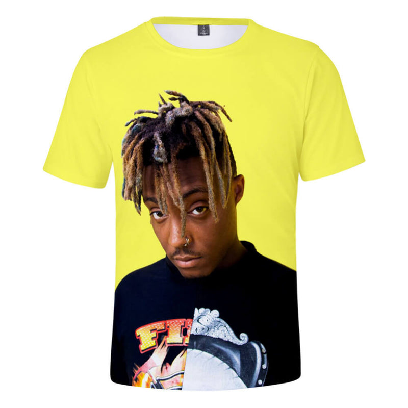 Juice Wrld T-shirt Women/Men Print T Shirt