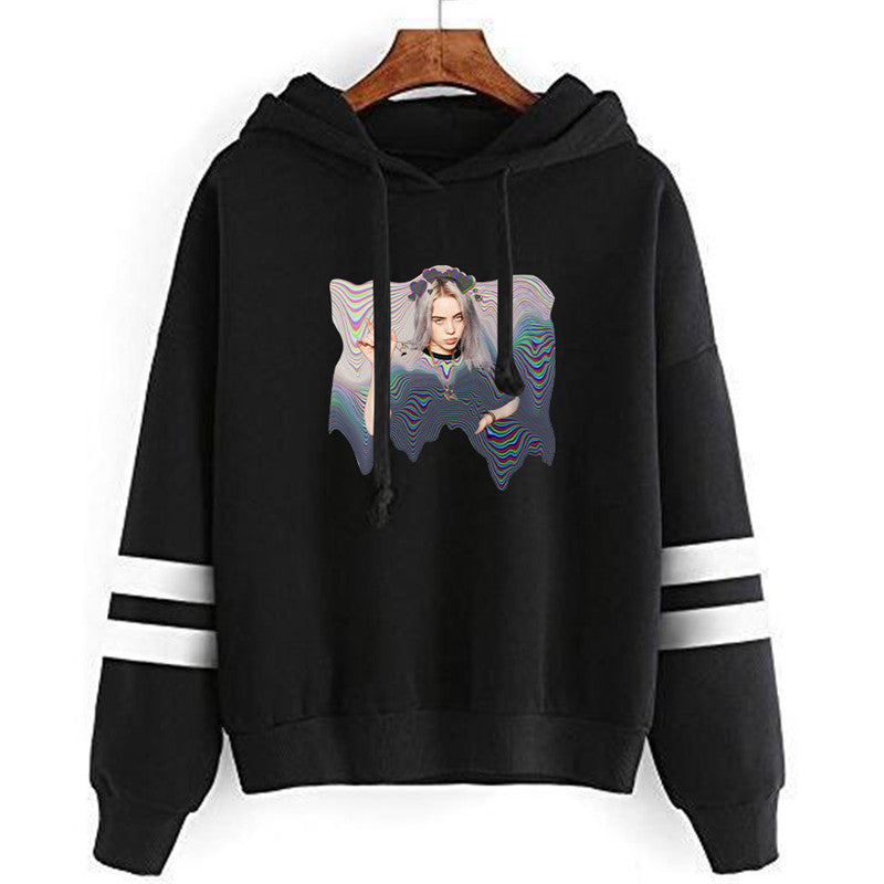 Men/Women Fashion Newest Billie Eilish Hoodie