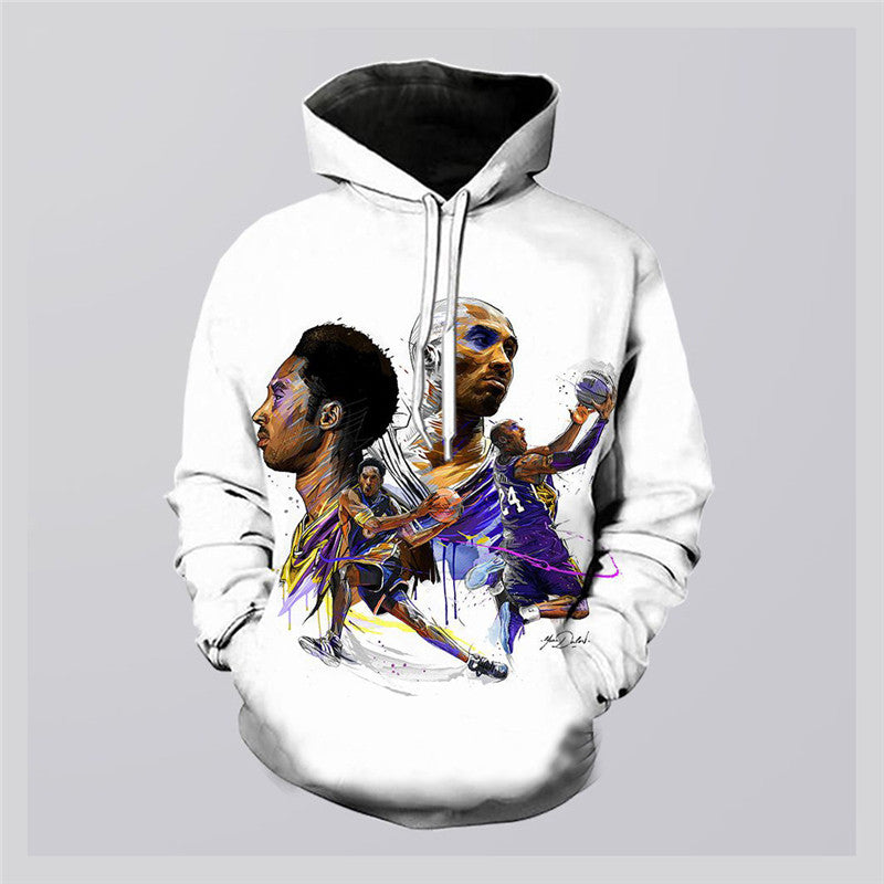 New Print Mamba Kobe Sweatshirts Hoodies