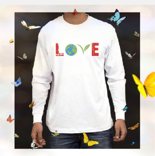 LOVE Long Sleeve Tshirt