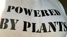 "Load image into Gallery viewer, ""POWERED BY PLANTS"" Muscle Tees"