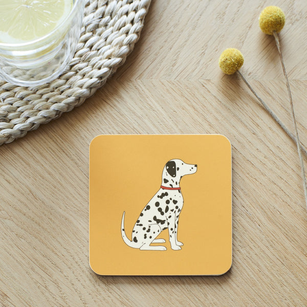 Dalmatian Coaster Dog By Sweet William