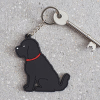 Black Cockapoo Dog Keyring By Sweet William