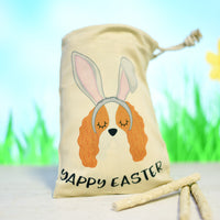 Yappy Easter Dog Keepsake Bag By Hoobynoo