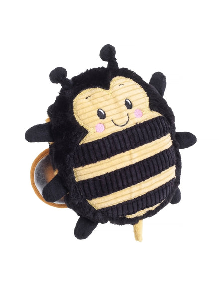 Really Squeaky Bumble Bee Dog Toy By House Of Paws