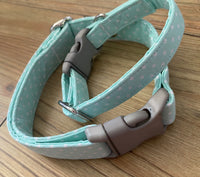 Mint Star Pooch Mint Dot Collar By Love From Betty X Urban Tails