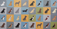 Lurcher Dog Coaster By Sweet William