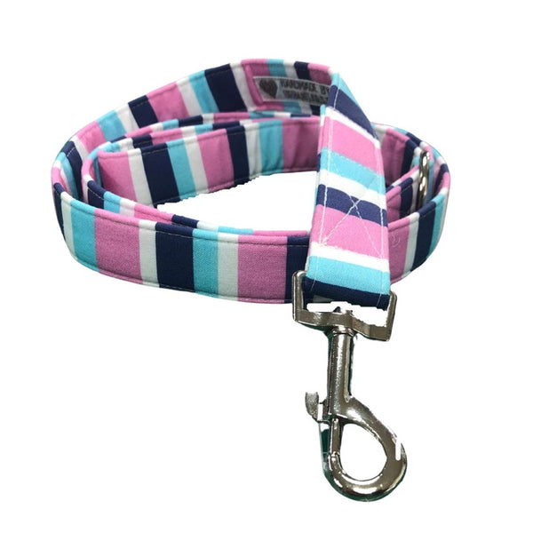 Promenade Stripe Dog Lead By Urban Tails