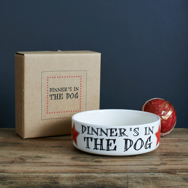 Dinners In The Dog Bowl By Sweet William