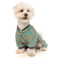 Pizza Life Dog Pyjamas By FuzzYard