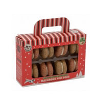 Christmas Dog Macaroons By Laughing Dog