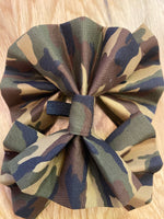 Camouflage Dog Bow Tie By Urban Tails