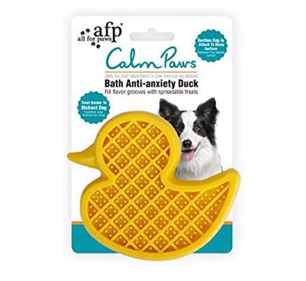 Anti Anxiety Duck Lick Mat By All For Paws