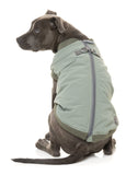 MacGyver Harness Jacket Sage Green By FuzzYard