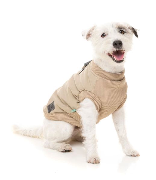 MacGyver Harness Jacket Oxford Tan By FuzzYard