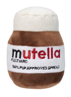 Mutella Dog Toy By FuzzYard