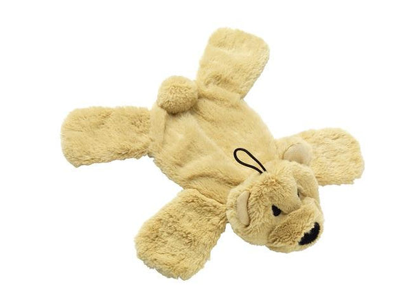 Bear Crinkle Noisy Dog Toy By House Of Paws