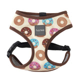 Donuts Overhead Dog Harness By Fuzzyard