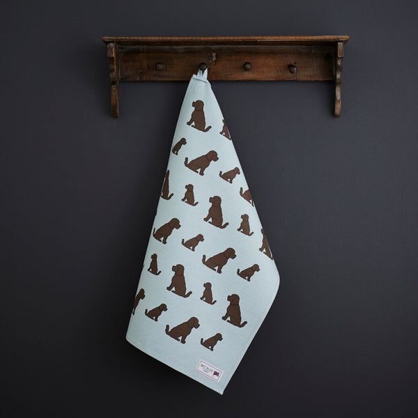 Cockapoo Tea Towel By Sweet William