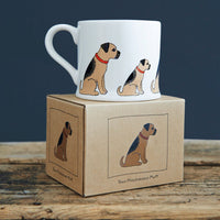 Border Terrier Mug By Sweet William