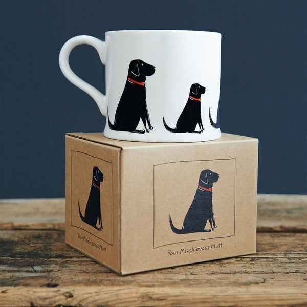 Labrador Mug By Sweet William