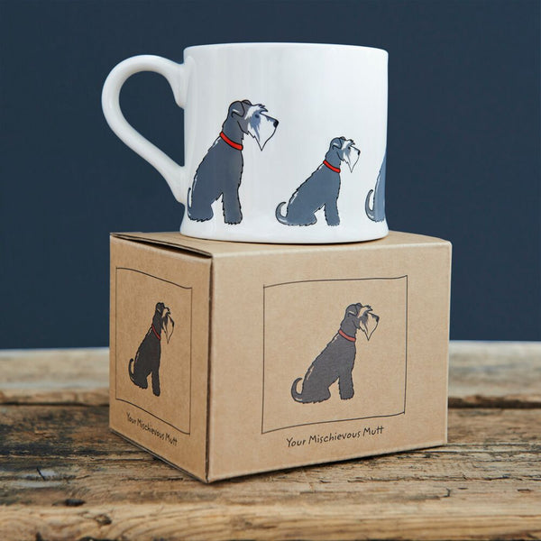 Schnauzer Mug By Sweet William