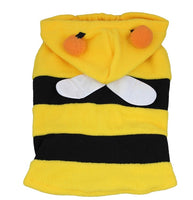 Halloween Bumble Bee Dog Costume