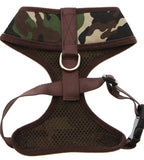 Camo Print Dog Harness By Urban Pup