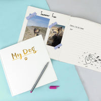 Dog Memory Book By Hoobynoo