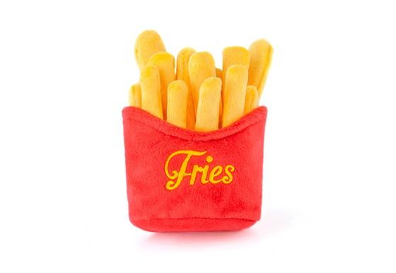 French Fries Plush Dog Toy By P.L.A.Y