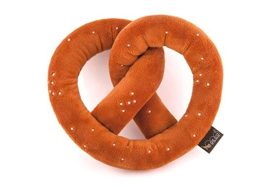 Pretzel Plush Toy By P.L.A.Y