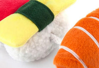 Sushi Plush Dog Toy By P.L.A.Y