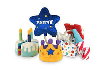 Canine Party Crown Dog Toy by P.L.A.Y